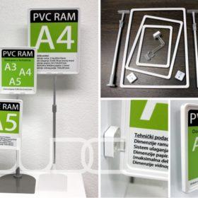 PVC Ram